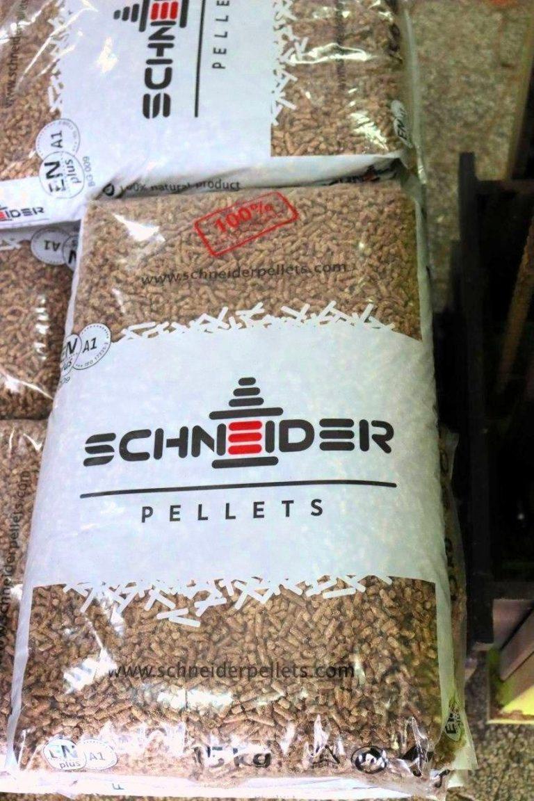 Шнайдер Пелетс пакет 15 килограма